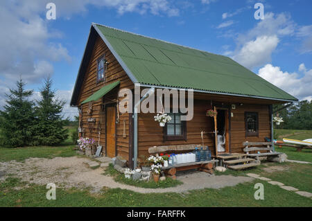 vilnius lithuania august 29 2015 standard wooden village rustic tourist hotel in - Rustic Hotel 2015