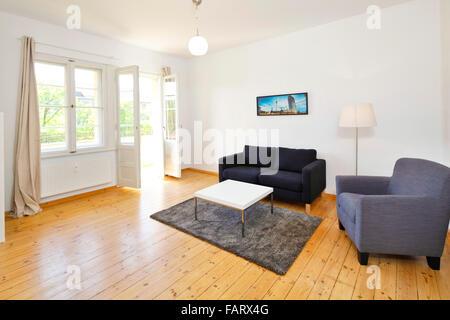 Wisbyer Strasse, Meyerheimstrasse, Furnished Apartments. - Stock Photo