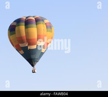 air ballon go any where - Stock Photo