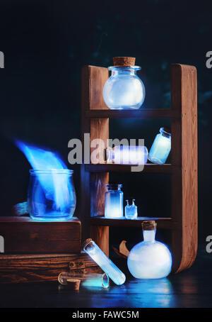 Glowing memories - Stock Photo