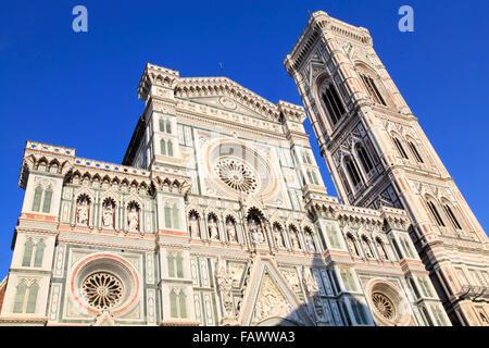 Santa Maria del Fiore Dome, Florence, Italy - Stock Photo