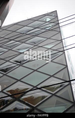 Prada store building in Omotesando Tokyo Japan - Stock Photo