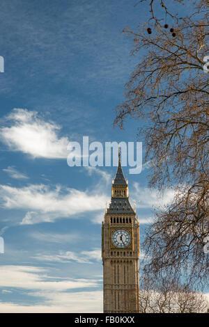 Big Ben Westminster United Kingdom - Stock Photo