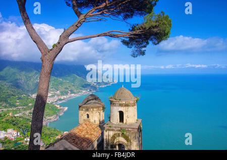 Amalfi Kueste - Amalfi coast 10 - Stock Photo