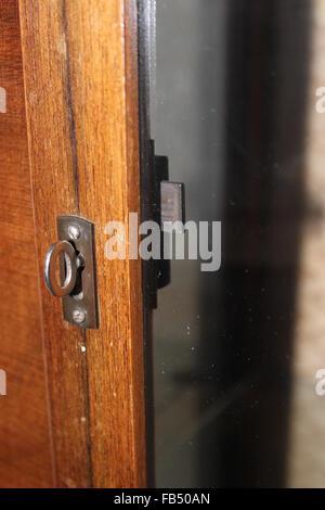 Lock and Key - Stock Photo