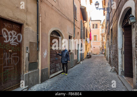 pdf man walking down the street