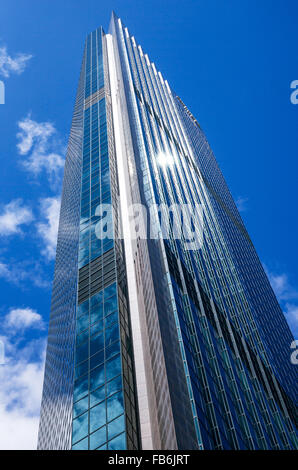 Australia, Sydney, modern architectures in George Street - Stock Photo