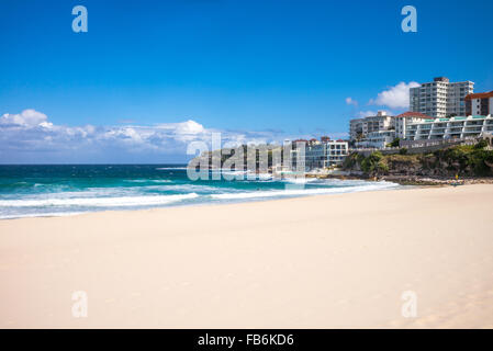 Australia, Sydney, Bondi district,  the beach - Stock Photo