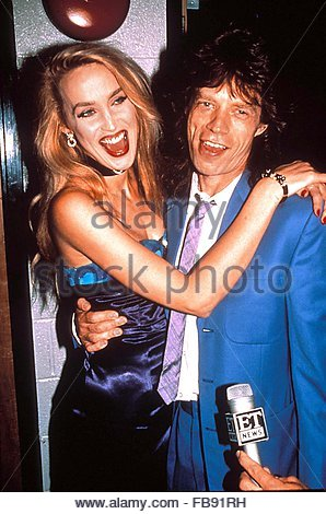 FILE PIC. 12th Jan, 2016. Media mogul RUPERT MURDOCH and actress-model JERRY HALL are to get married. They announced - Stock Photo