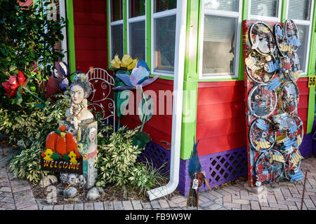 bradenton florida village of the arts house home gallery art crafts