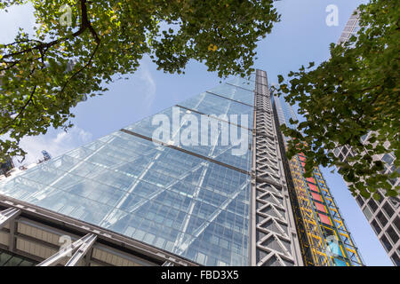 122 Leadenhall Street, London, United Kingdom - Stock Photo