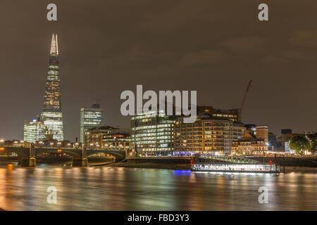 The Shard, London, United Kingdom - Stock Photo