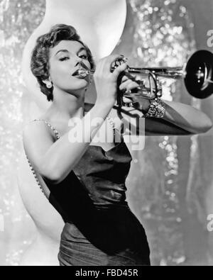 GENEVIEVE 1953 GDF film with Kay Kendall - Stock Photo