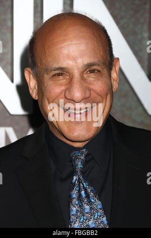 Jan. 15, 2016 - New York, New York, U.S. - Actor PAUL BEN-VICTOR attends the New York premiere of the HBO series - Stock Photo