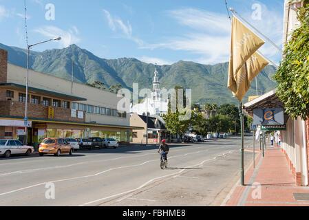 Voortrek Street, Swellendam, Overberg Region, Western Cape Province, Republic of South Africa