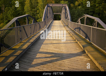 Bridge in Harra - Stock Photo