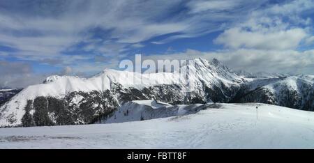 Dolomites of Lienz - Stock Photo