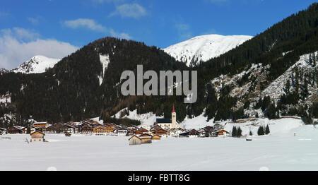 village in Austria - Stock Photo