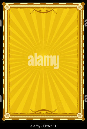 Royal Palace Vertical Poster - Stock Photo