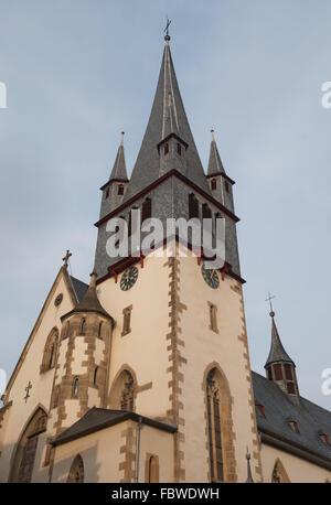 Church, Bad Kreuznach (Germany) - Stock Photo