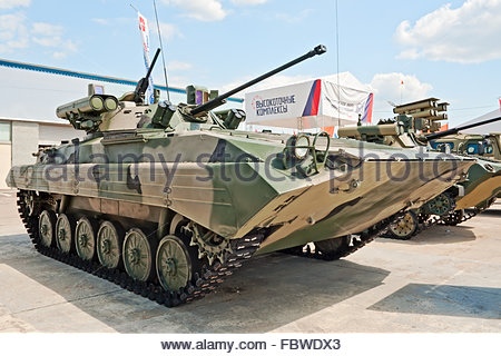 BMP-2M Berezhok IFV - Stock Photo