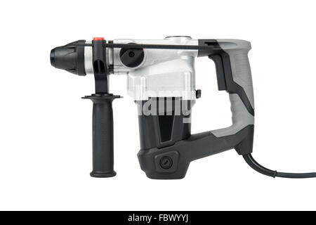 SDS hammer drill - Stock Photo