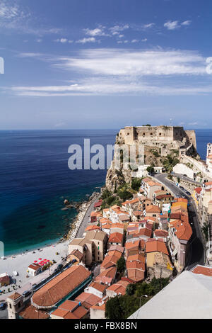 Scilla, Calabria, Italy - Stock Photo