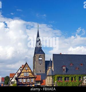 Quedlinburg - Stock Photo