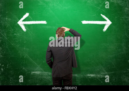 What is the right way - Stock Photo