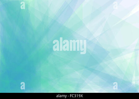 Abstract Vector Triangle Background - Stock Photo