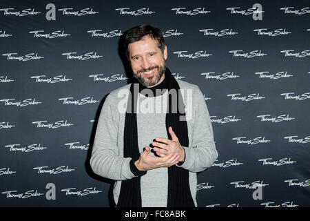 Berlin, Germany. 20th Jan, 2016. Andreas Türck attends the 'Thomas Sabo Press Cocktail' im China-Club on January - Stock Photo