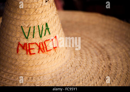 Mexican hat, Mexico, North America - Stock Photo
