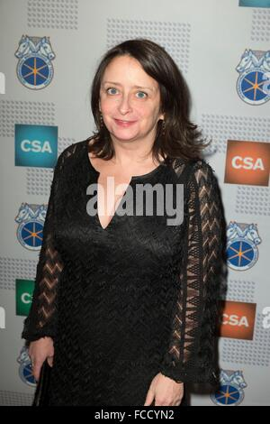 New York, NY, USA. 21st Jan, 2016. Rachel Dratch at arrivals for CSA 30th Annual Artios Awards Ceremony for Outstanding - Stock Photo