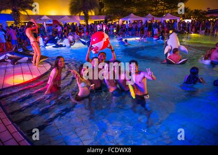 Party at swimming pool pan pacific hotel singapore - Volume of a swimming pool formula ...