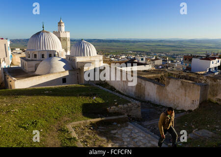 Tunisia, El Kef, Jendouba Governorate - Stock Photo