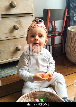 2 year-old boy. - Stock Photo
