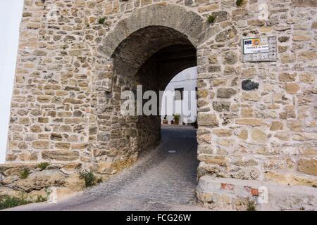 Fortified wall muralla de la hoya or muralla de jairan - Puerta europa almeria ...