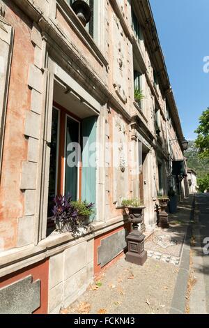 Fontaine-de-Vaucluse, Vaucluse, 84, Provence-Alpes-Côte d´Azur, France, Europe. - Stock Photo