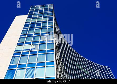 WIPO - World Intellectual Property Organization Headquarters in Geneva, Switzerland. - Stock Photo