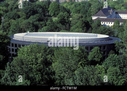 DEU, Germany, Berlin, office of the President of the Federal Republic at the town district Tiergarten.  DEU, Deutschland, - Stock Photo