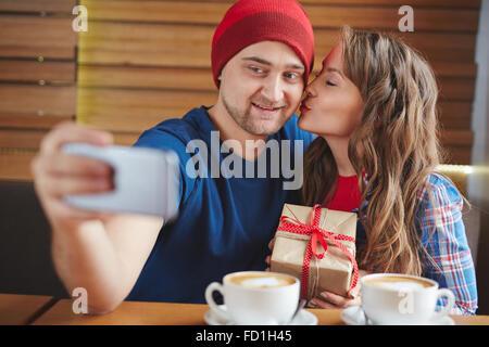 Dating 35 mann selfie
