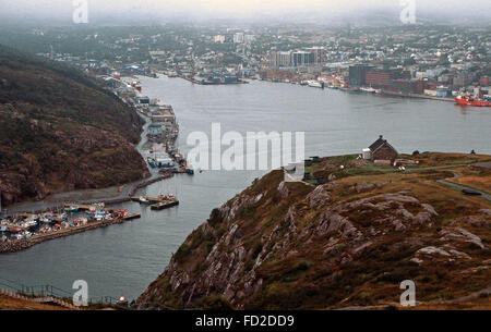 how to get to signal hill st john