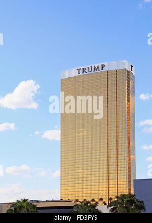 Trump International Hotel, Las Vegas - Stock Photo