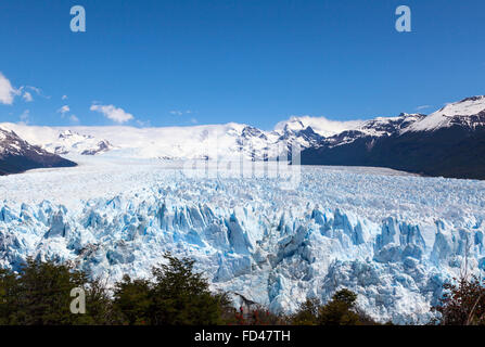 Los Glaciares National Park,Argentina - Stock Photo