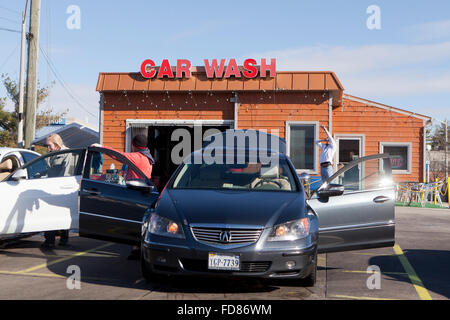 Hour Car Wash Glasgow