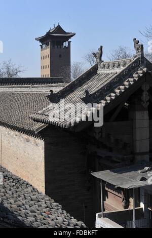 Shanxi Province Jincheng City Yangcheng County Shangzhuang Village - Stock Photo