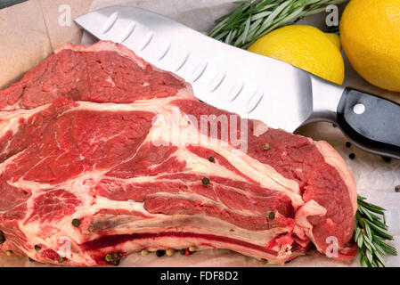 how to cook a thick t bone steak