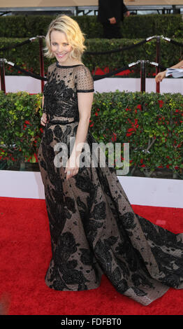 Actress Rachel McAdams attends the 22nd Annual Screen Actors Guild Awards, SAG Awards, at The Shrine Auditorium - Stock Photo