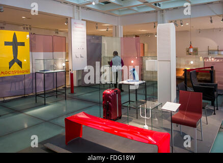 Exhibition in the design museum in ghent belgium of the for W furniture rental brussels