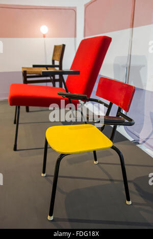 Captivating ... Contemporary Chairs From The Fifties And Sixties In The Design Museum  Gent In The City Ghent
